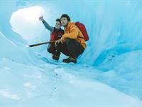 Fox Glacier Helihike B & B Combo
