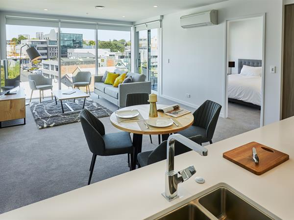 One Bedroom Suite - from 52 sqm including balcony