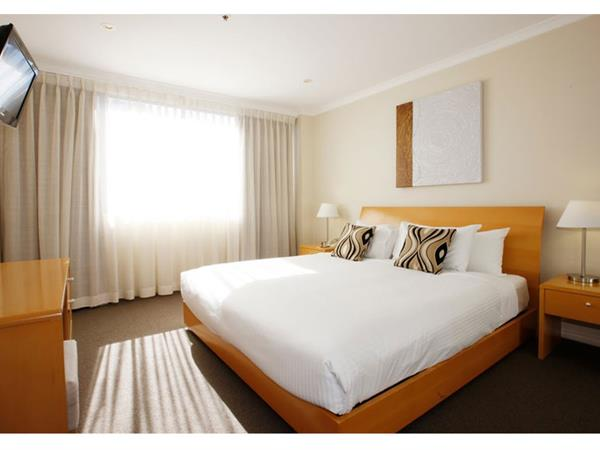 Deluxe Two Bedroom Ensuite Apartment (Double)