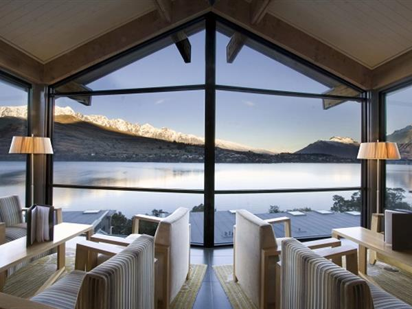 Major HM Awards Wins for The Rees Hotel Queenstown