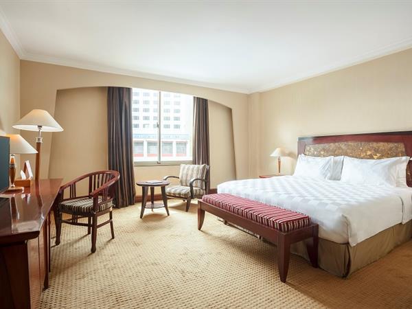 Deluxe Room Swiss-Belhotel Tarakan