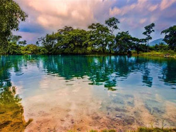 Linting Lake Swiss-Belinn Medan