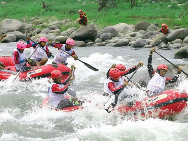 Binge River Rafting Swiss-Belinn Medan