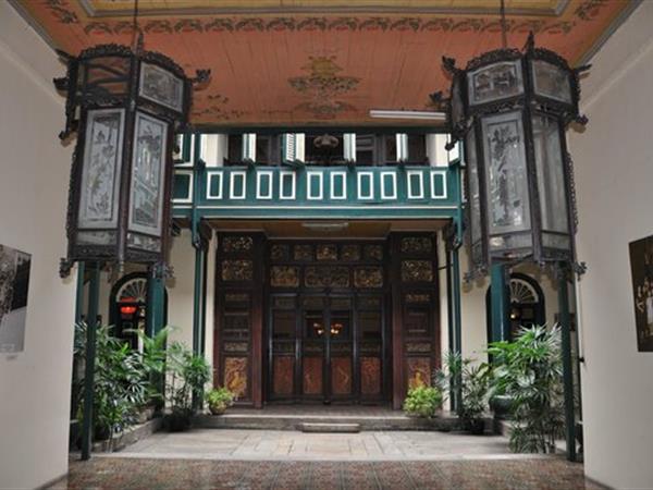 Tjong A Fie Mansion Swiss-Belinn Medan