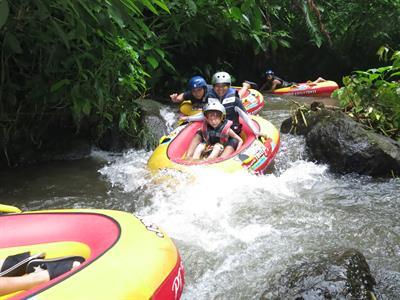 Bali Canyon Tubing Adventure Bali Quad