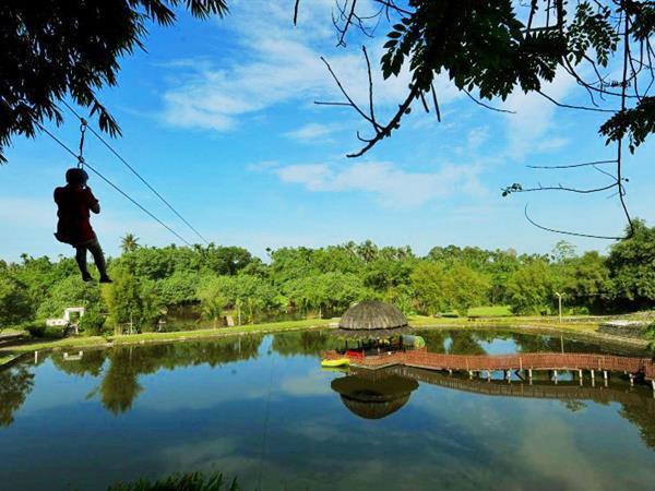 Kampung Ladang Outbond Camp Medan Swiss-Belinn Medan