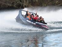The Riverjet Scenic Blast New Zealand River Jet
