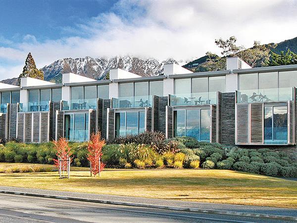 Free Under Cover Parking Swiss-Belsuites Pounamu, Queenstown, New Zealand
