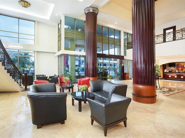 Lobby Lounge Swiss-Belhotel Tarakan