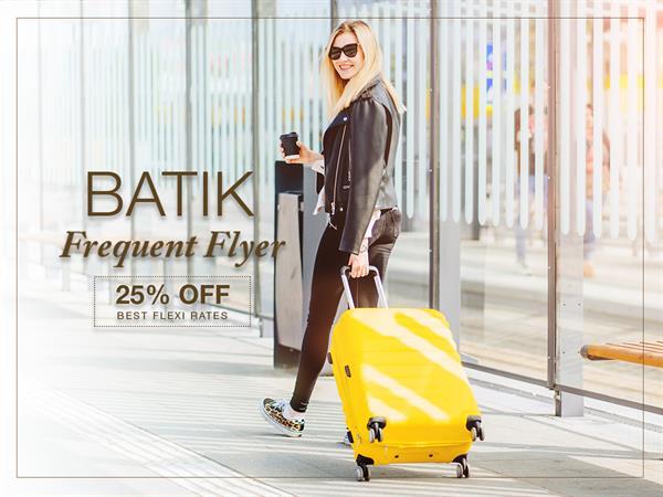 Batik Air Frequent Flyer