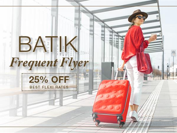 Batik Air Frequent Flyer