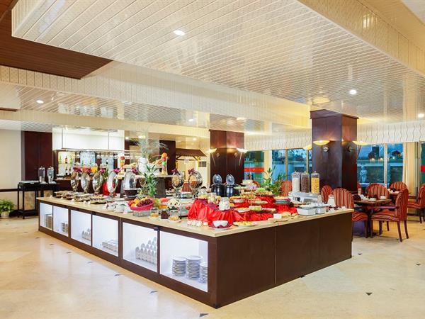 Swiss-Cafe Restaurant Swiss-Belhotel Tarakan