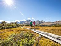 Fiordland Great Walk Package with 4 Nights Hotel Accommodation