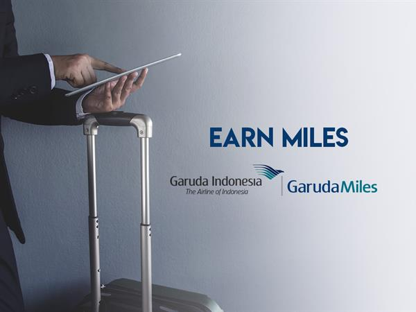 Garuda Indonesia Boarding Pass