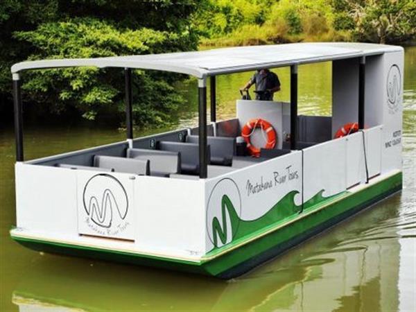 Matakana River Tours Swiss-Belsuites Victoria Park, Auckland, New Zealand