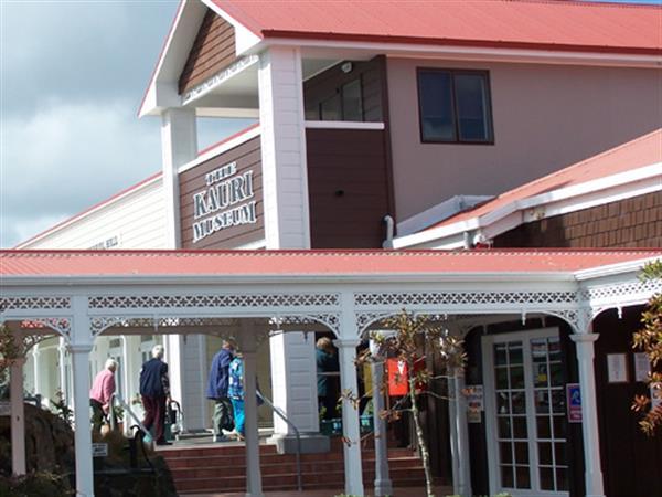 The Kauri Museum Swiss-Belsuites Victoria Park, Auckland, New Zealand