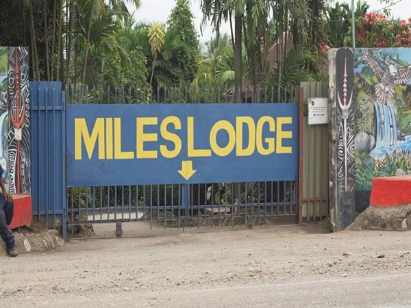 Miles Lodge Limited