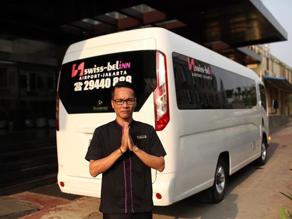 Gratis Pengantaran Bandara! Swiss-Belinn Airport Jakarta