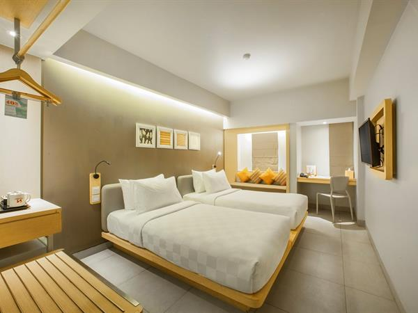 Superior Connecting Room Swiss-Belinn Legian, Bali