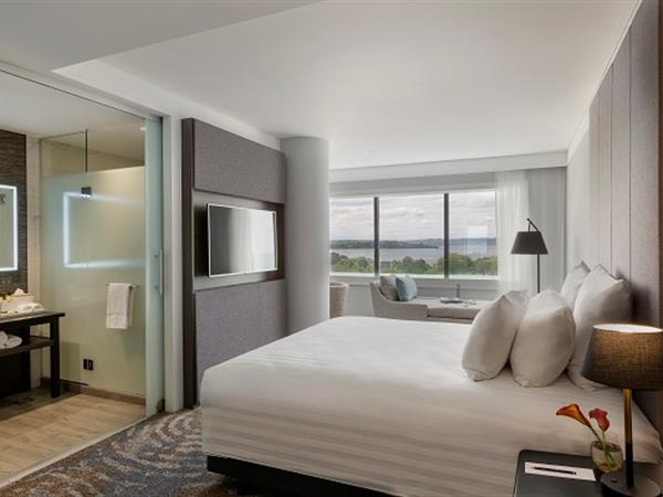 Pullman Rotorua launches in the heart of the city - Rotorua's first five-star hotel opening soon