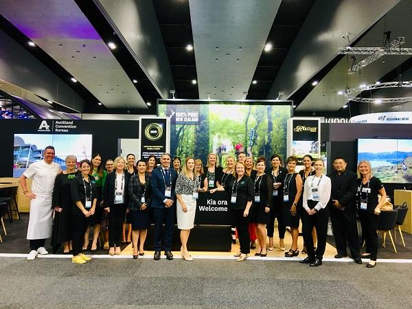 New Zealand launches landmark year at AIME 2020
