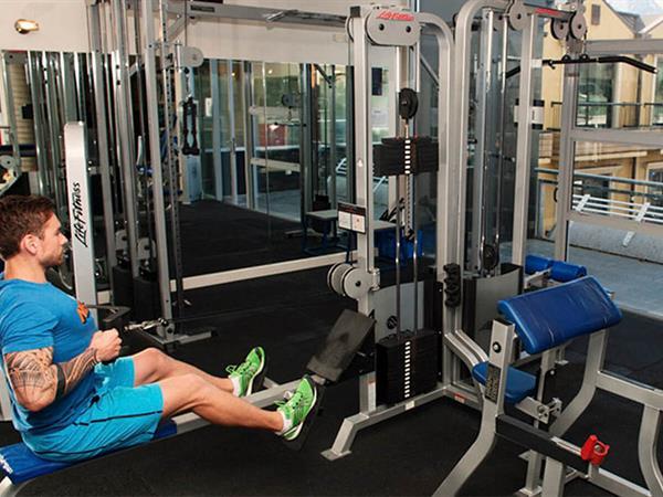 Akses Gym Gratis Swiss-Belsuites Pounamu Queenstown