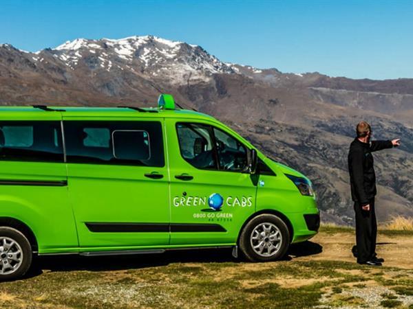 Rental Mobil dan Informasi Taxi Swiss-Belsuites Pounamu Queenstown