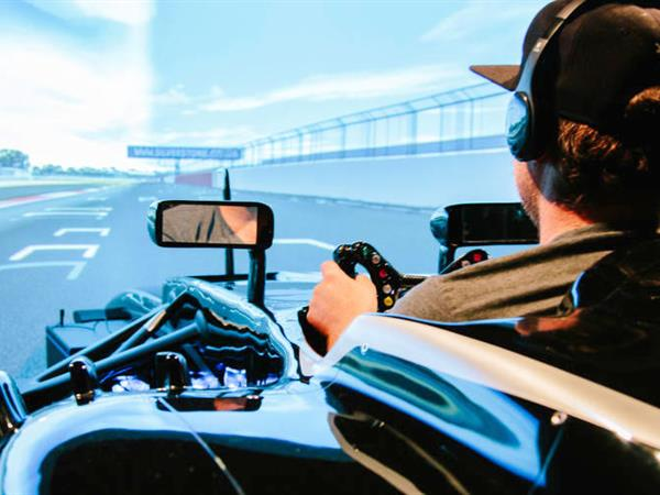 Formula One Simulator Experiences
