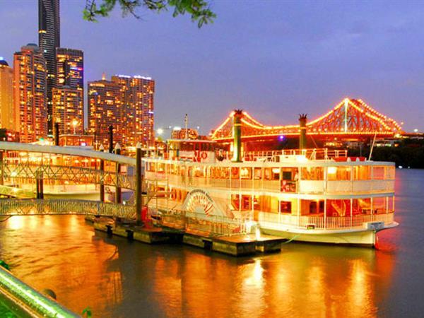 Brisbane River Dinner Cruise 布里斯班瑞雅大酒店