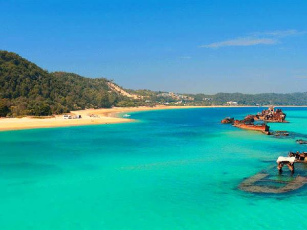 Moreton Island