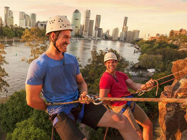 Rock Climbing & Abseiling
