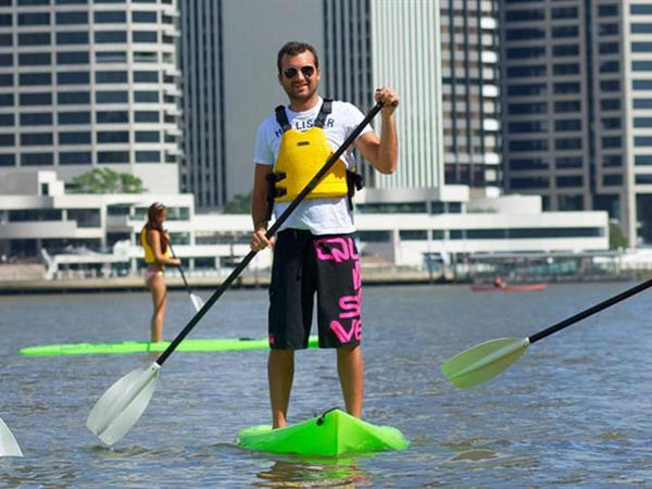 Paddle Board Swiss-Belhotel Brisbane, South Brisbane