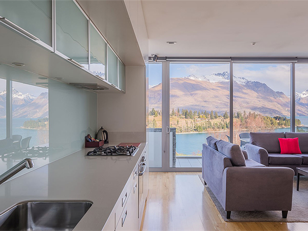 Lake View Swiss-SuperSuite Two Bedroom - 104 SQM plus balcony
