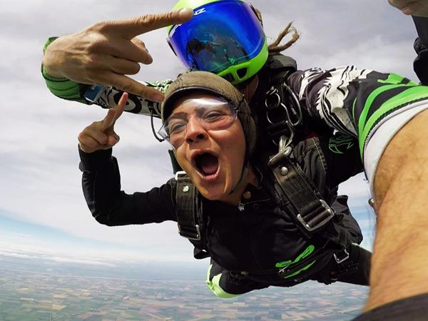 GCH Aviation partners with Sky Diving Kiwis to launch a new adventure tourism experience in Christchurch GCH Aviation Ltd