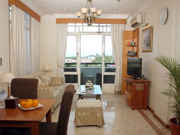 Apartment Room Swiss Belinn Batam
