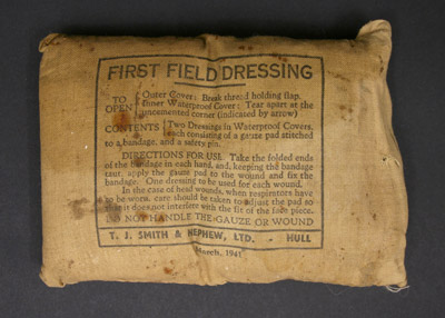 First Field Dressing HC135