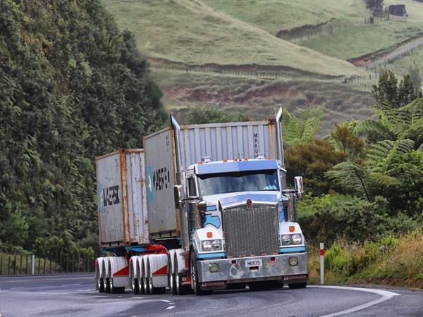 Refrigerated Container Transport Brett Marsh Transport Ltd