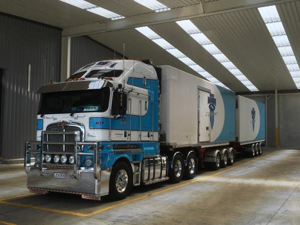 Chilled/Frozen Cartage