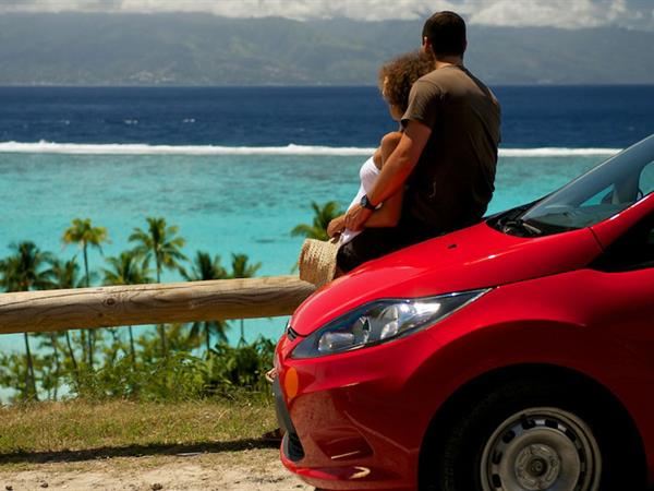 Moorea Rental Car