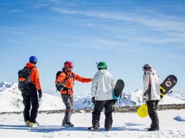 Alpine Helinski Swiss-Belresort Coronet Peak, Queenstown, New Zealand