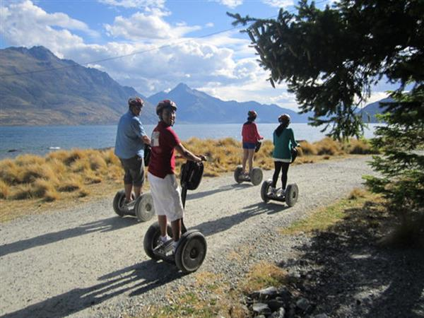 Segway on Q