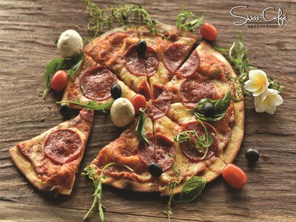 Housemade Pizza! Pick, Bake and Savor… Swiss-Belresort Watu Jimbar