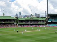 Sydney Ashes Series 2018