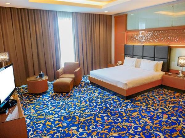 Presidential Suite Room Swiss-Belhotel Kendari