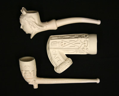 Clay Pipes HC138/1-10