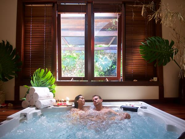 Tavai Spa: Moorea Pearl Resort & Spa