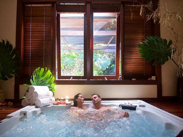 Tavai Spa: Moorea Pearl Resort & Spa