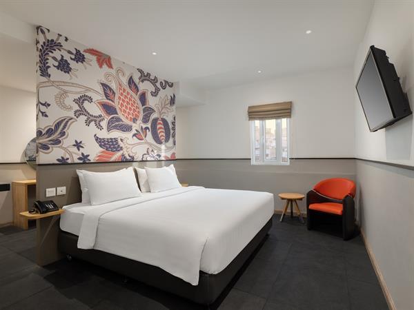 Deluxe Room Swiss-Belinn Medan