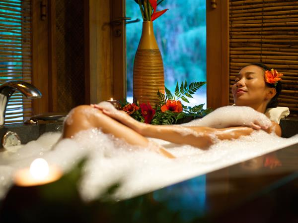 Tavai Spa: Bora Bora Pearl Beach Resort & Spa
