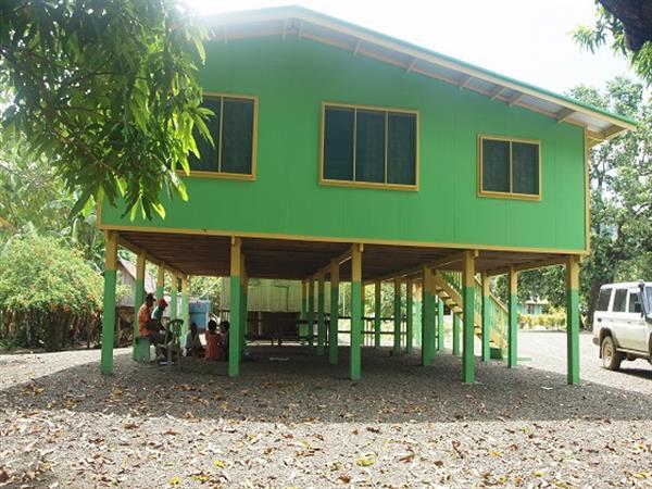 Lelehudi Women's Stay House